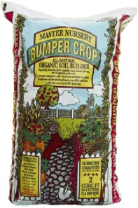 Master Nursery Bumper Crop Organic Soil Amendment