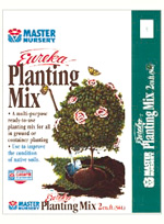 Master Nursery Eureka Planting Mix