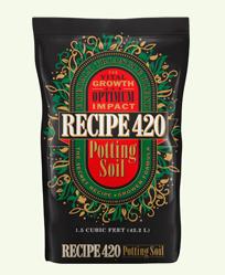 Recipe 420 Organic Potting Soil
