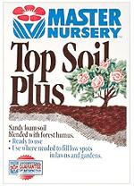 Master Nursery Top Soil Plus