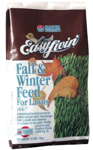 EasyLivin' Fall & Winter Feed for Lawns