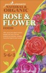 Garden Elements Organic Rose & Flower Food