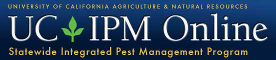 UC Davis Integrated Pest Management The UC Statewide IPM Program provides practical information on pest management techniques and identification for a broad range of California pests. Feel free to bring your bagged samples into the Nursery!