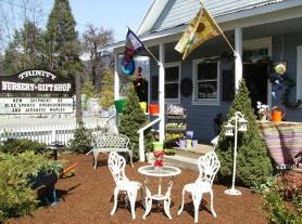 Trinity Nursery at 885 Main Street, Weaverville
