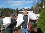 Weaverville Cemetery Lawn Seed Donation