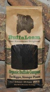 Organic Buffalo Compost